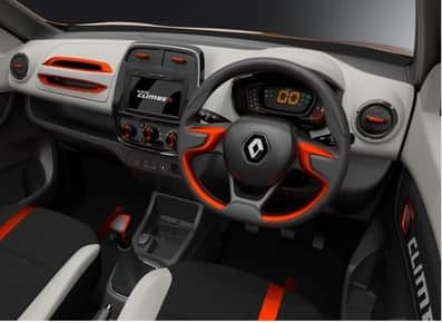 Renault KWID Climber to soon launch in India