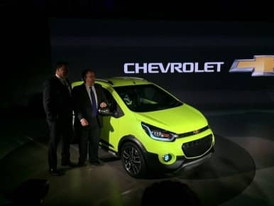 Chevrolet Beat Active coming soon, Spin MPV launch terminated