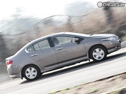 Honda reduces City prices