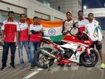 Sarath Kumar aims for Asia Dream Cup, To represent India at 2016 FIM ARRC
