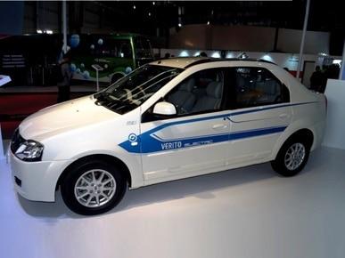 Mahindra e-Verito sedan launch date is June 2