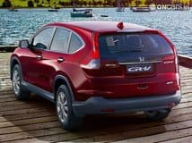 Next Gen Honda CR-V Coming in 2017: Could be a 7-Seater SUV