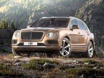 Bentley Bentayga Launch Date in India is April 22