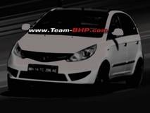 Scoop: 2014 Tata Indica Vista spotted