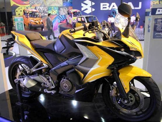 Bajaj Pulsar RS400 launch confirmed for late 2016