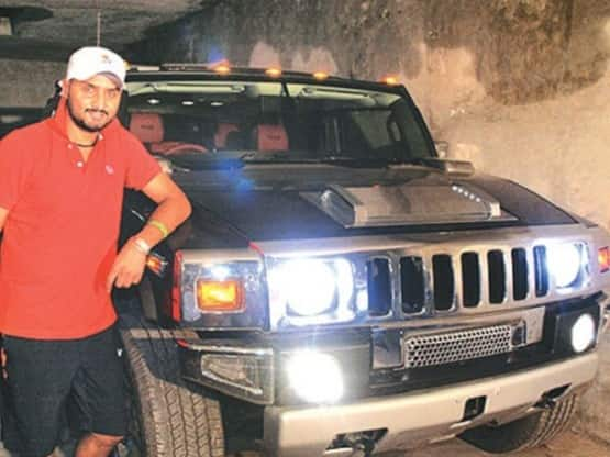 Birthday Boy Harbhajan Singh and his collection of cars