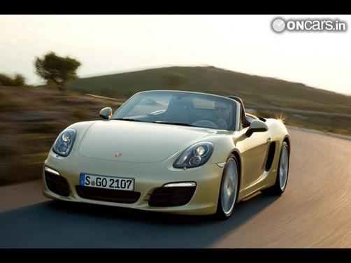 2013 Porsche Boxster revealed