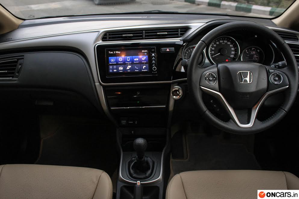 2017 New Honda City: First Drive Report