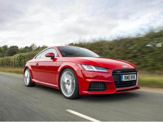 Audi India Prohibited from Selling Audi TT merchandise by an Innerwear Brand