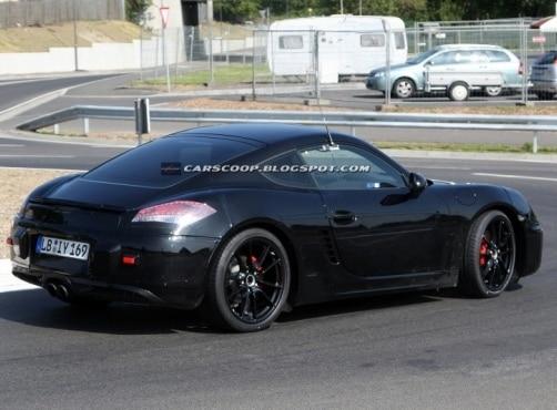2013 Porsche Cayman set for LA Auto Show debut