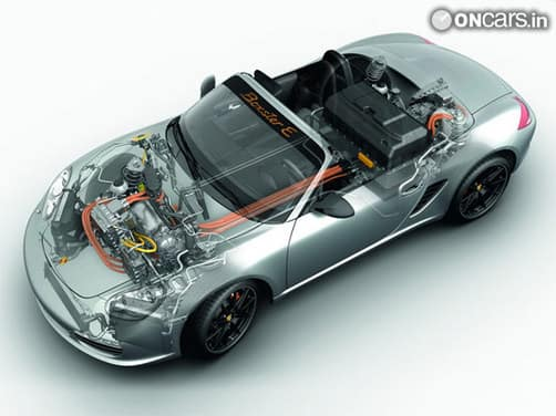 Porsche goes all electric
