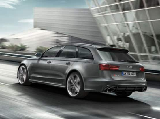 Audi RS6 Avant:  Get key feature highlights and specifications