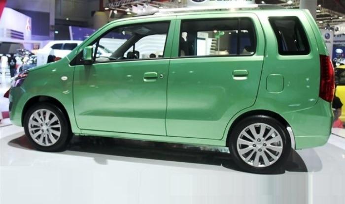 Maruti Suzuki WagonR 7-seater MPV side