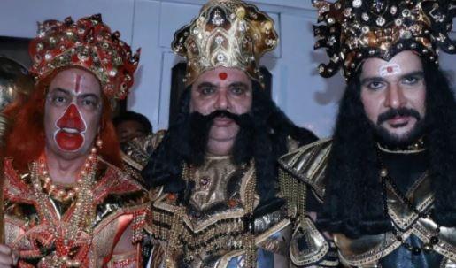 Ayodhya ramleela 1