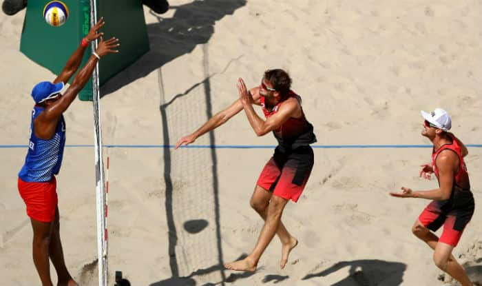 Beachvolleyball – Rio 2021