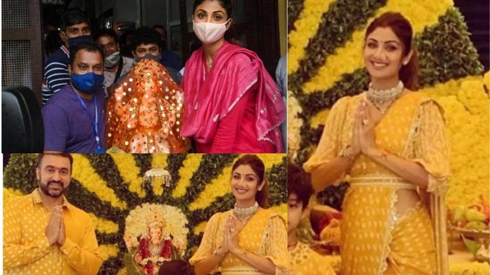 Shilpa shetty ganpati1