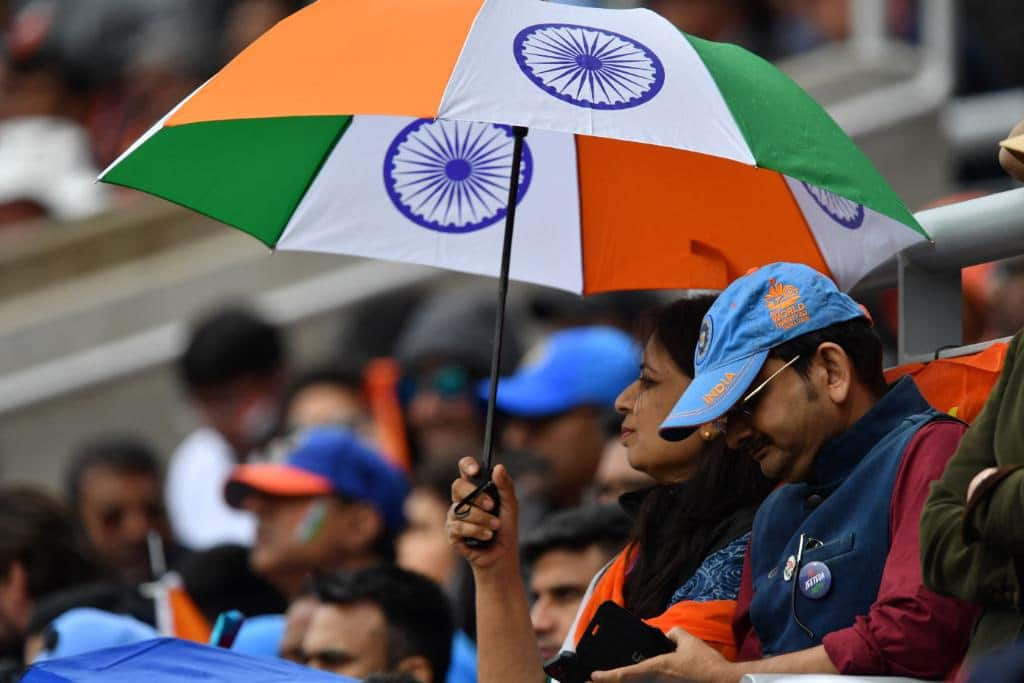 India flag in england