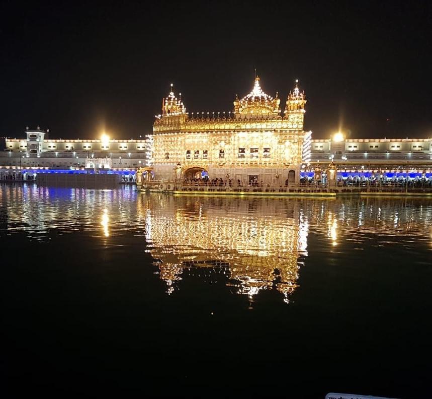Guru Parab in Golden Temple