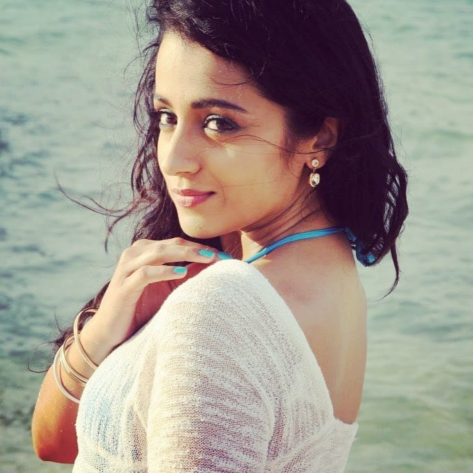 Trisha krishnan10