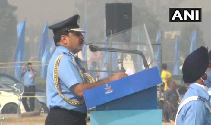 Indian air force day 12
