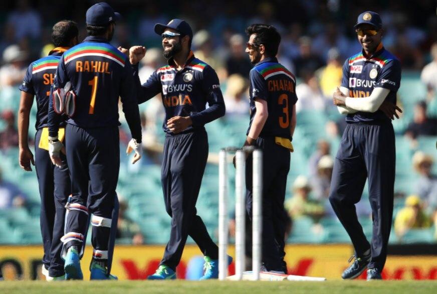 Team india in australia