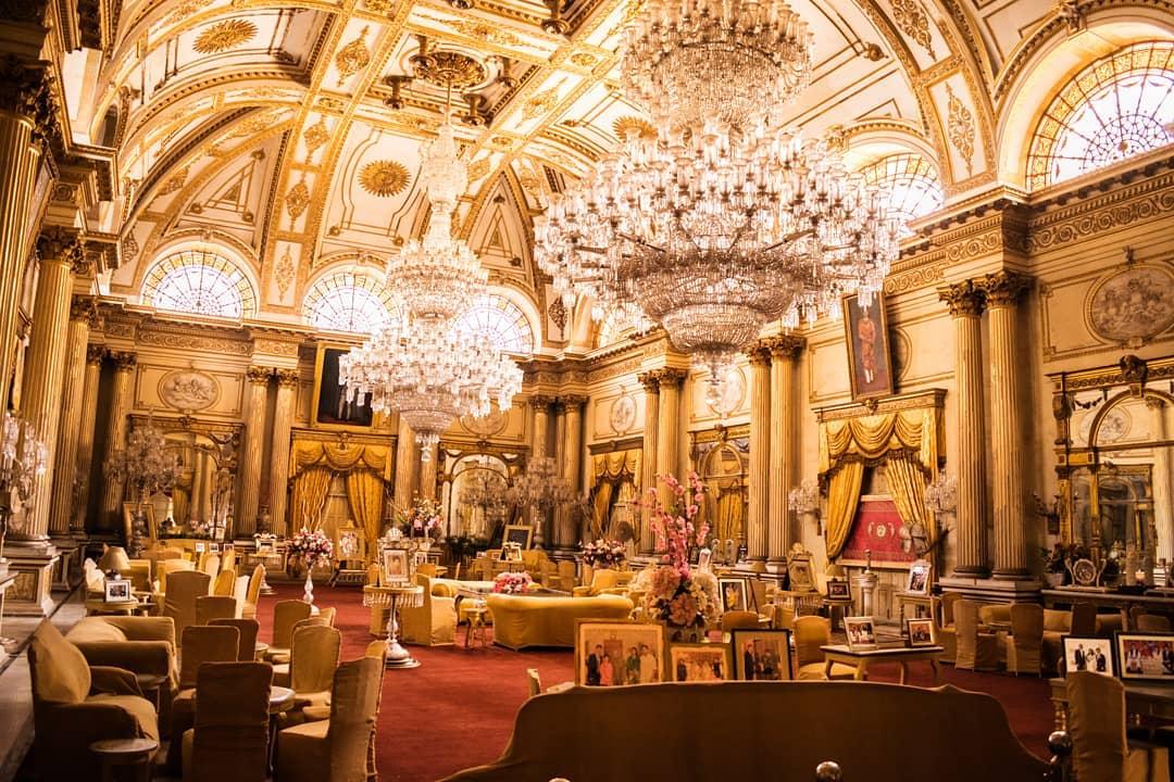 400 कमरे, दीवारों पर सोना-चांदी: ऐसा है 'महाराज' ज्योतिरादित्य सिंधिया का  महल, 4 हज़ार करोड़ है कीमत - Jyotiraditya scindia mahal photos jai vilas  palace gwalior madhya pradesh ...
