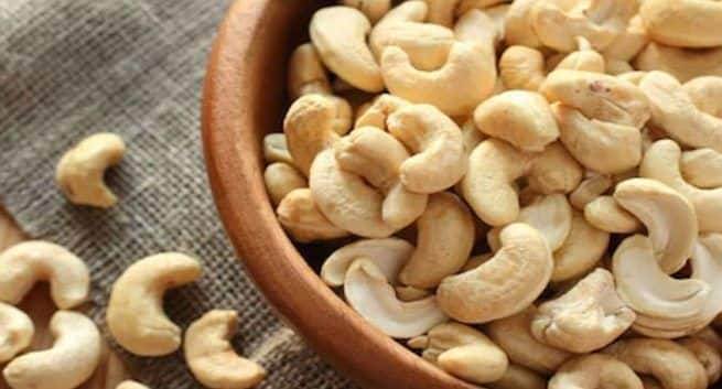 Cashew for healthy men