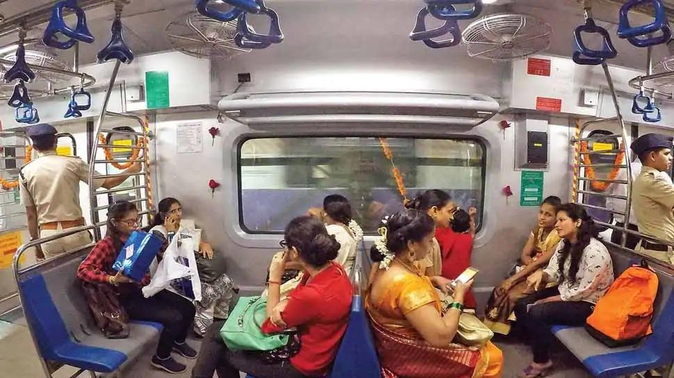 Mumbai local train 5