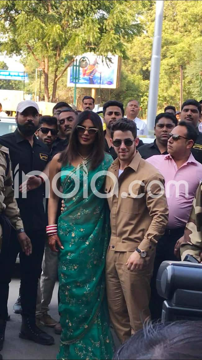 Priyanka Chopra Marriage Lehnga