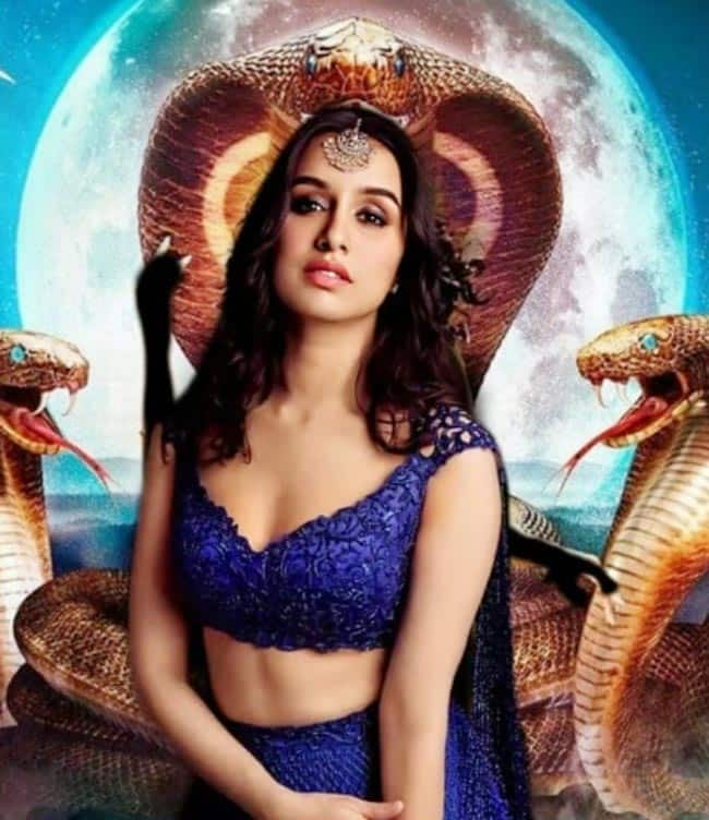 Shraddha Kapoor to become new Naagin of Bollywood