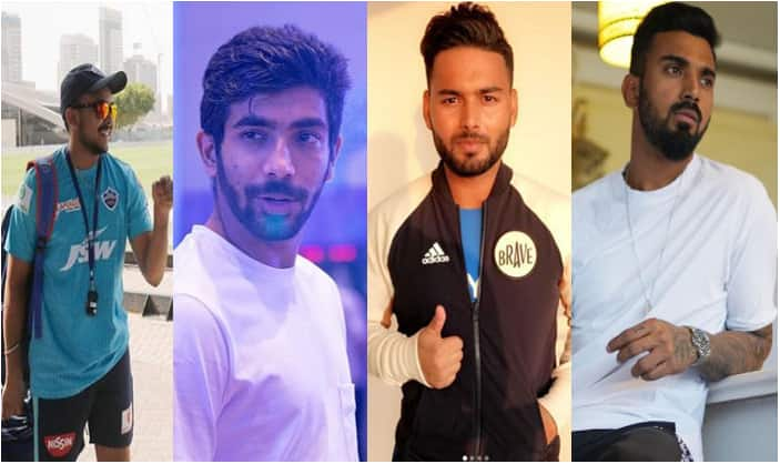 Budding cricketers