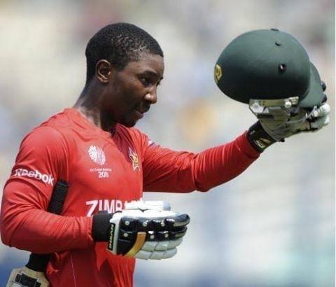 Former Zimbabwe Wicket Keeper tatenda taibu
