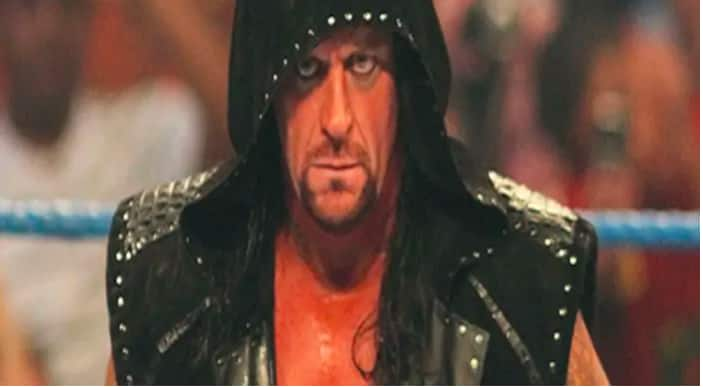 Undertaker in aggression