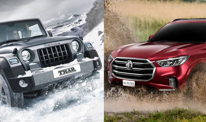 Upcoming suv in india