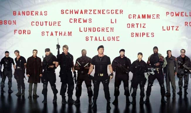 The Expendables 3 looks like a worthy sequel to The Expendables
