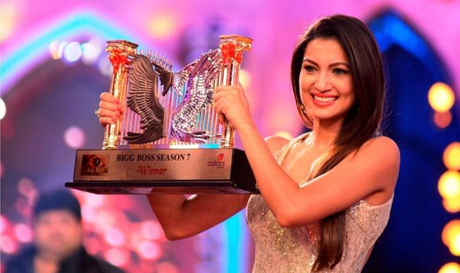 Gauhar Khan wins 'Bigg Boss 7', aims for superstardom