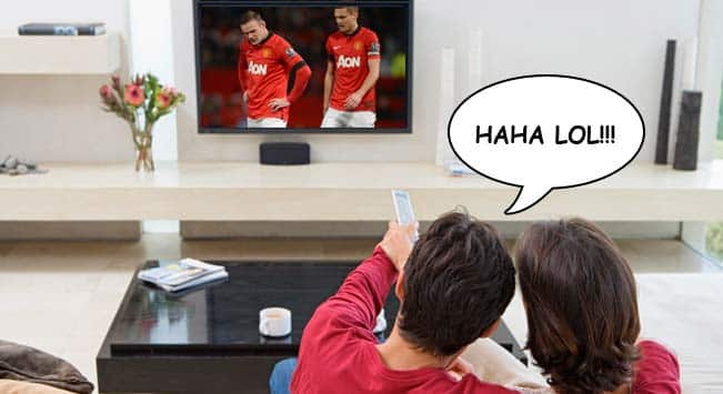 'The Manchester United Show' beats CID as the most entertaining show on TV