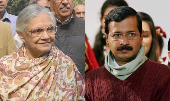 Lok Sabha Elections 2019: No Question of Allying With AAP, Confirms Sheila Dikshit After Top Congress Meet