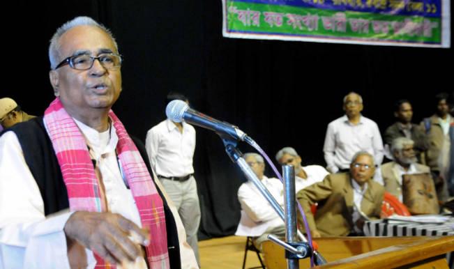 "CPI-M expels veteran leader Abdur Rezzak Mollah for ""serious anti-party activities"""