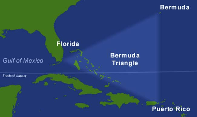Alien Spaceship in Bermuda Triangle, Says Discovery Channel