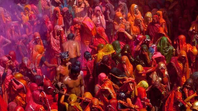 Holi – As diverse as Holi colours