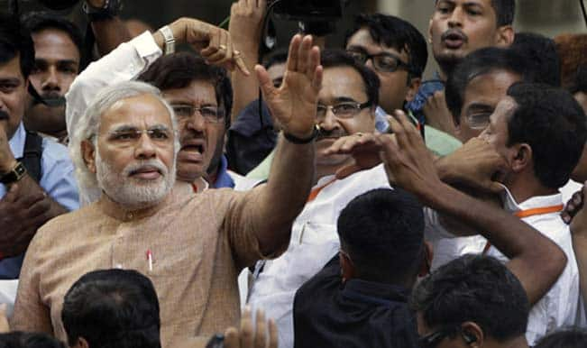Narendra Modi condemns Maoist attack in Chhattisgarh