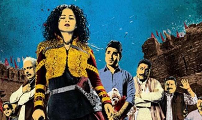 Revolver Rani first trailer: Demure 'Queen' Kangana Ranaut turns deadly!