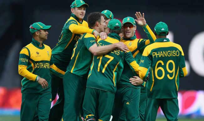 Icc World T20 2014 South Africa Cricket Team S Strengths