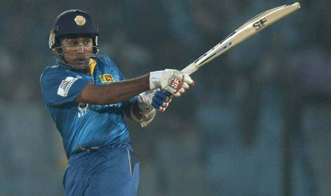 Sri Lanka vs New Zealand Live Cricket Score, ICC World T20 2014: 30th Match, Group 1 at Chittagong