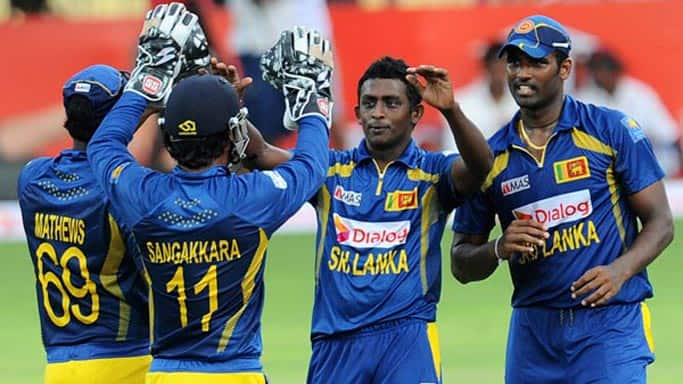 Sri Lanka vs New Zealand, Score Updates, ICC World T20 2014: Sri Lanka thrash New Zealand