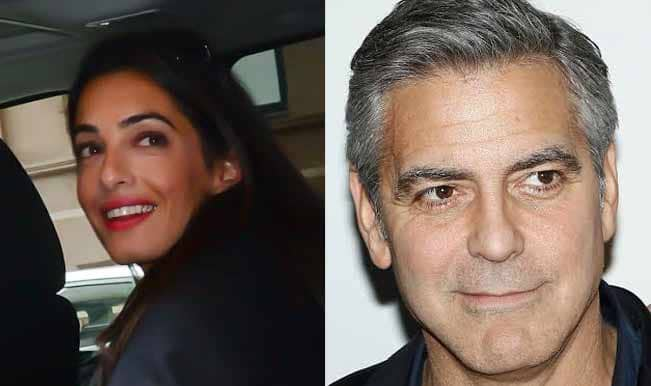 George Clooney gets engaged: Top 5 celebrity engagements in 2014