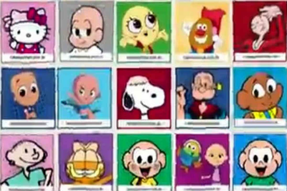Garfield Snoopy Popeye Cartoon Characters Go Bald To Cheer Up Cancer Kids India Com