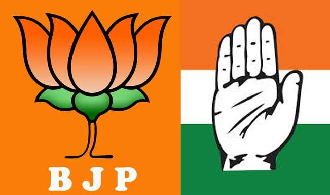 BJP cong