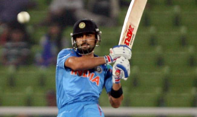 India vs Sri Lanka, ICC World T20 2014 Final: India pick up after slow start